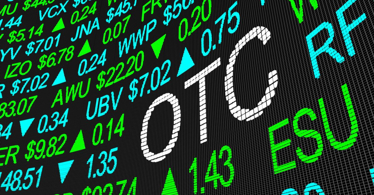 The peculiarities of trading OTC stocks
