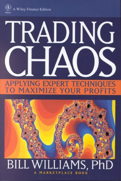 """Trading Chaos"". First edition"