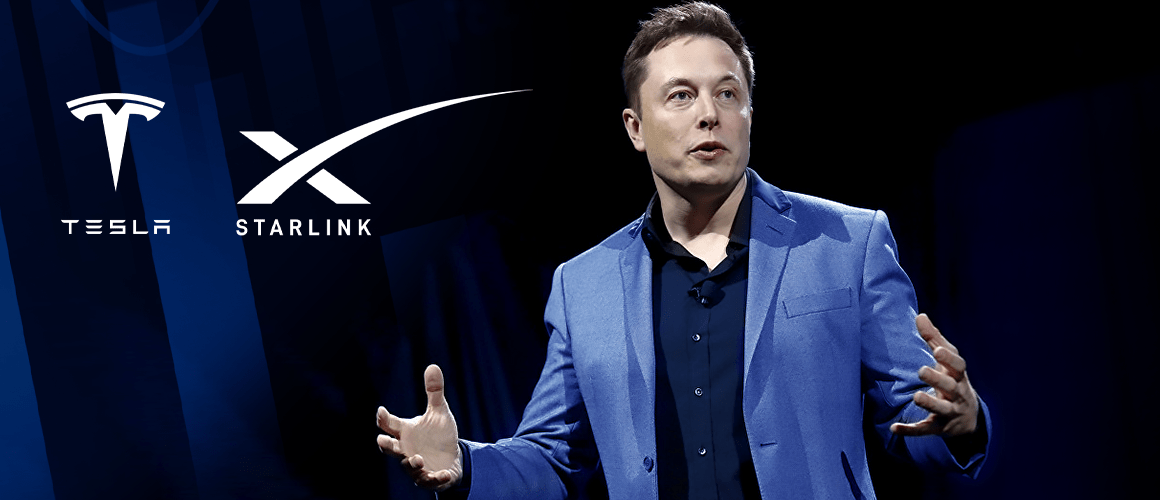 As empresas de Elon Musk geram demanda crescente