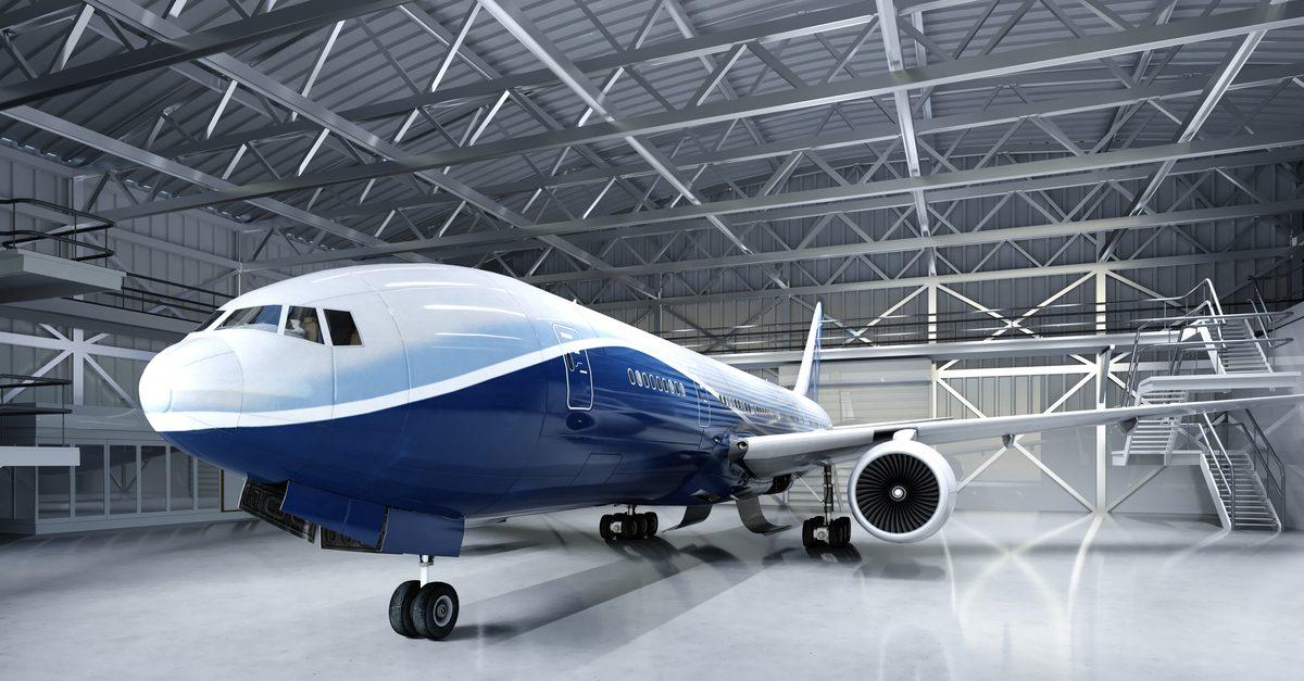 Boeing lennuk