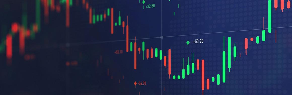 Tirdzniecības cenu kanāli ar aplokšņu indikatoru