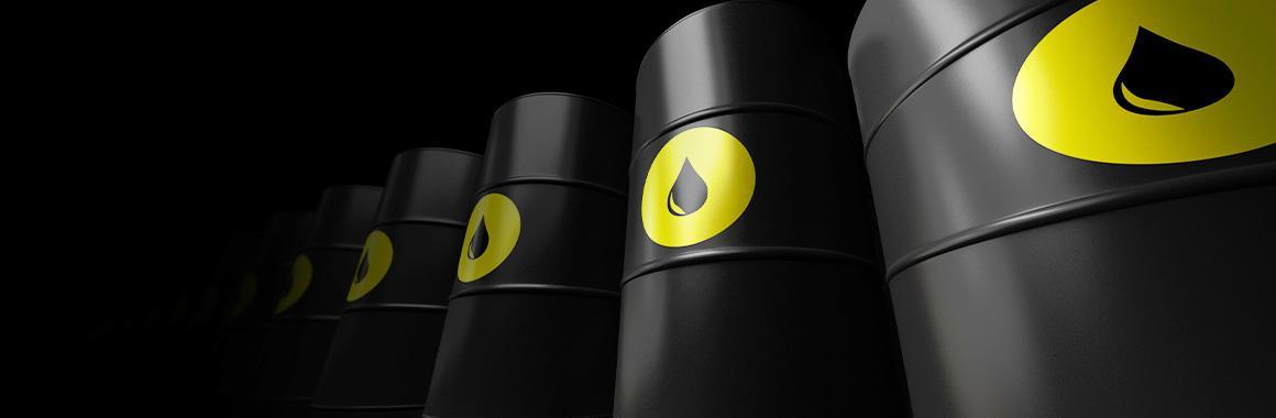 استراتيجية تداول النفط الخام البسيطة