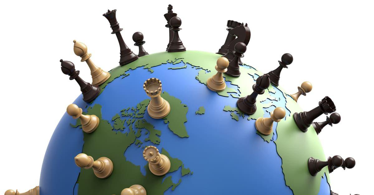 Геополітика: все важливо