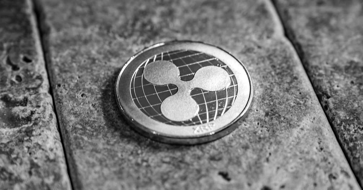 XRP: if there emerges a driver, the rate will grow
