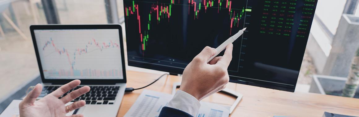 Wie kann man überkaufte und überverkaufte Bereiche handeln?