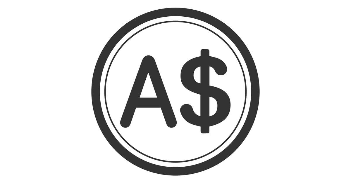الدولار الاسترالي يبدو جيدًا