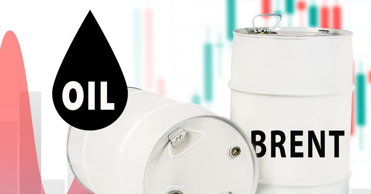 Brent: volatility from OPEC+