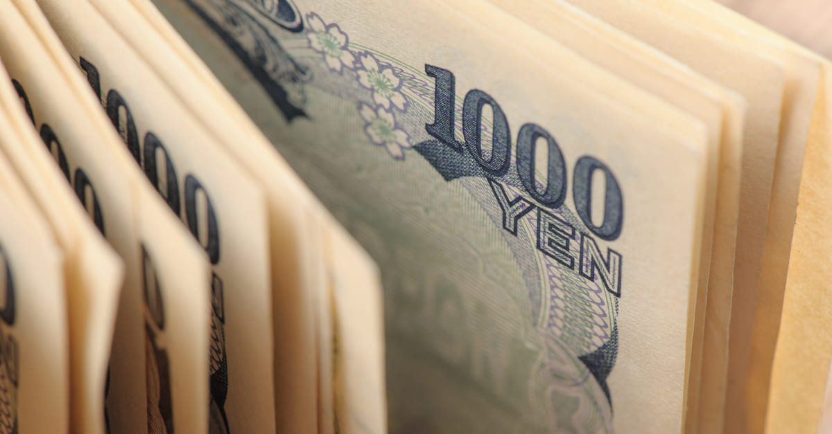JPY: the time of the safe-haven asset has not come yet