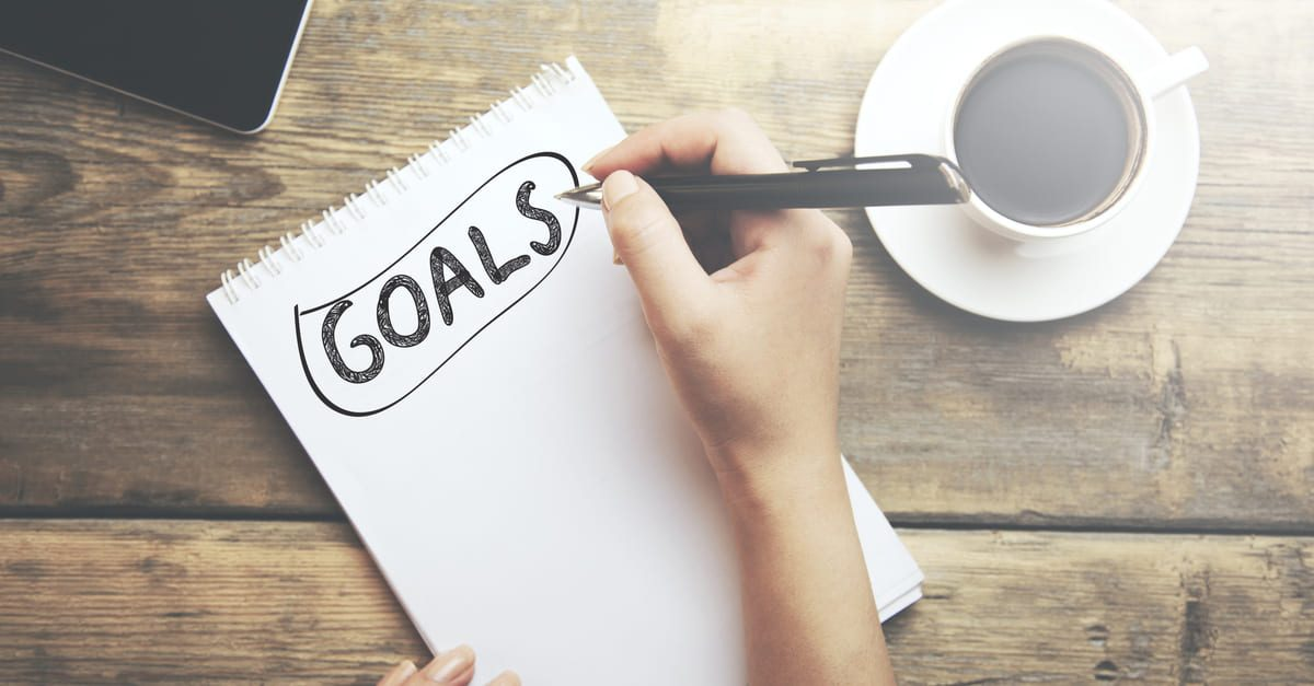 How to set process goals in trading?