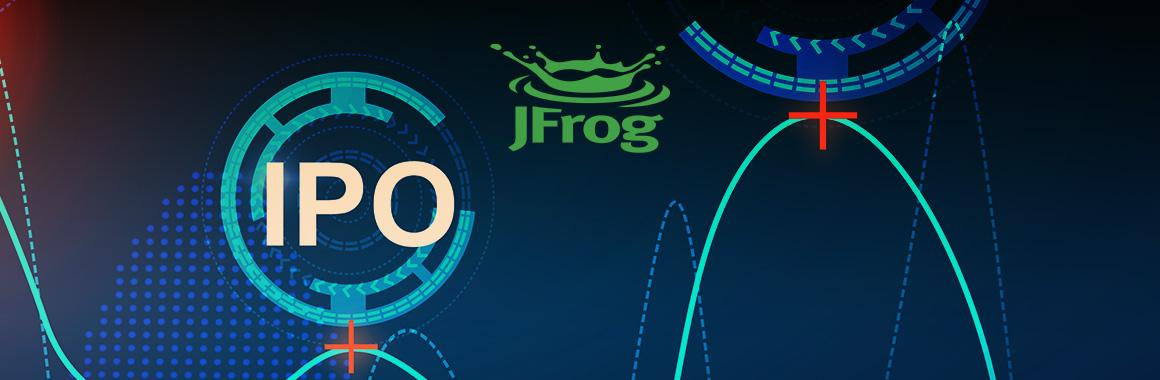 JFrog Software Development Platform preparando IPO