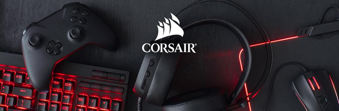 Corsair Gaming ganando terreno en el mercado con su OPI