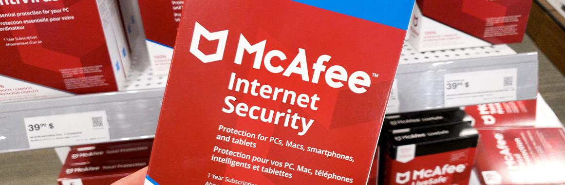 IPO de McAfee: intento no 2