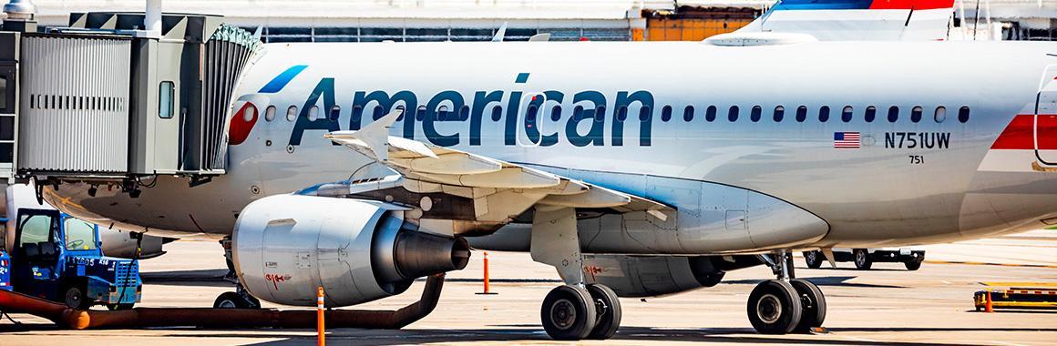 Miks American Airlines teostas SPO-d?