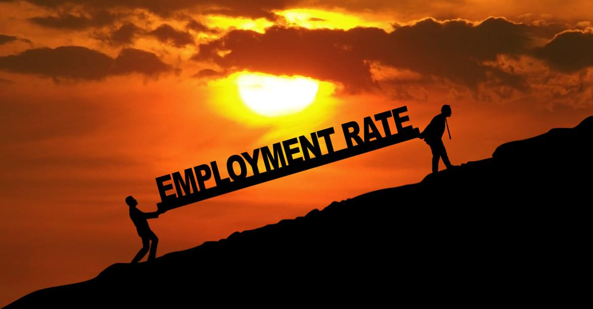 The USA again: the employment statistics