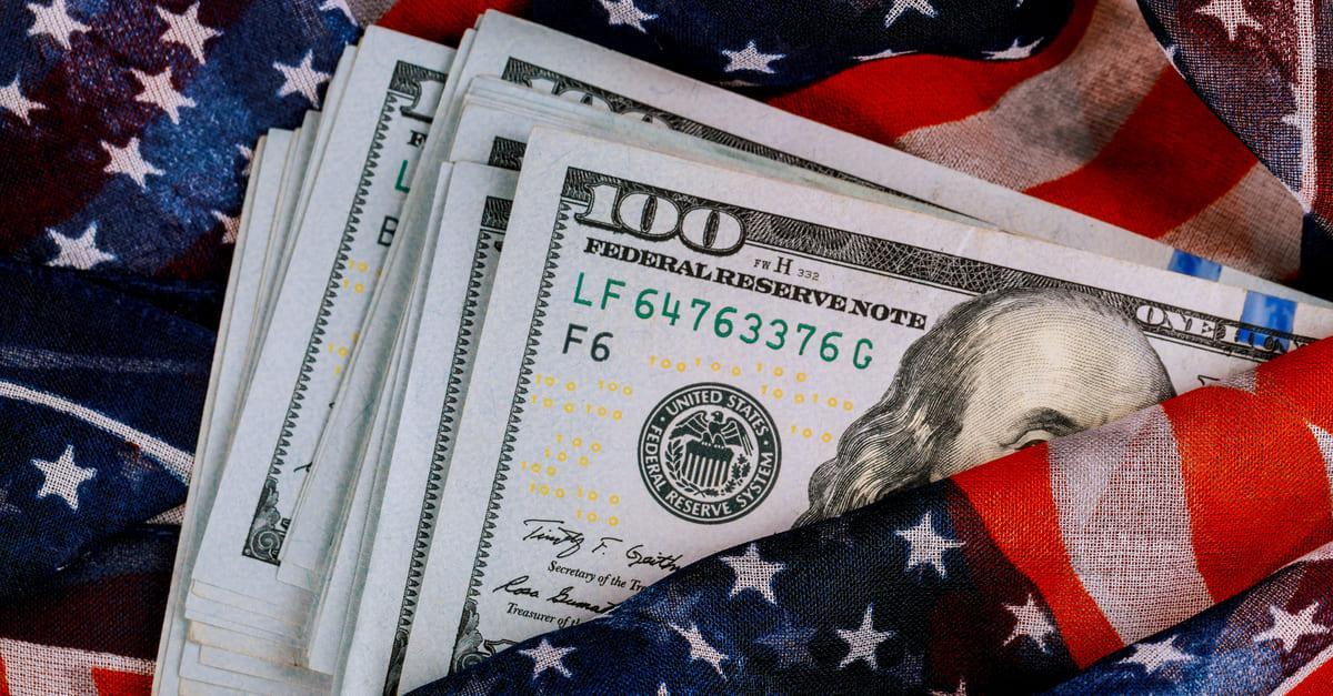 USD: política e o PIB