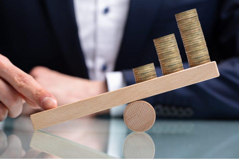 4. Korzystanie z dużej dźwigni finansowej