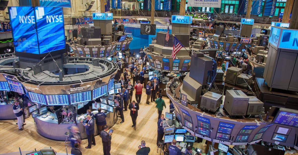 ตลาดหลักทรัพย์