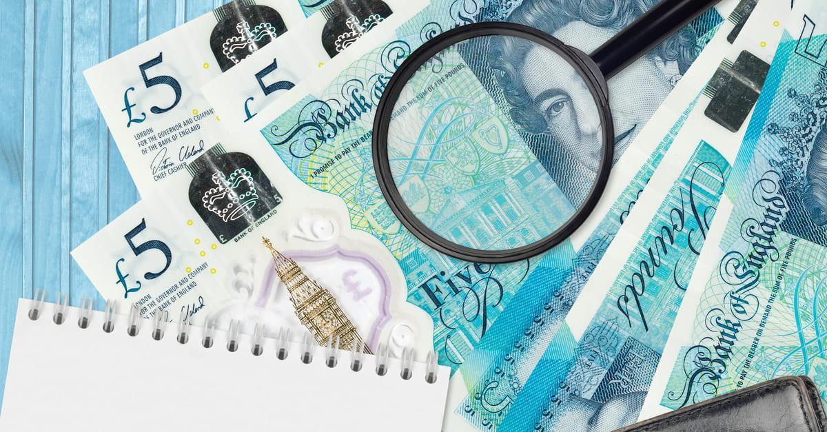 GBP: intressi määra otsustab Inglise Pank