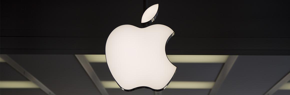Relatório da Apple: recorde de receita e redução de estoque