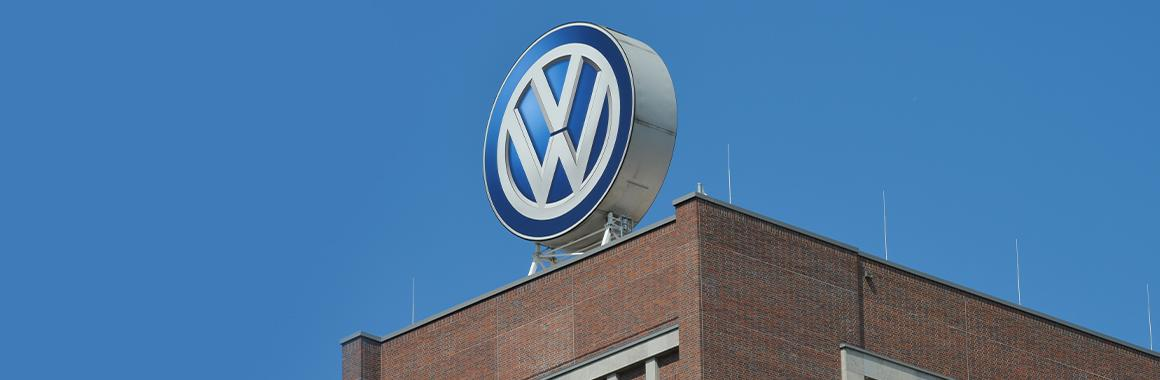 Volkswagen Shares: Country's Priciest Company Sent DAX to Highs