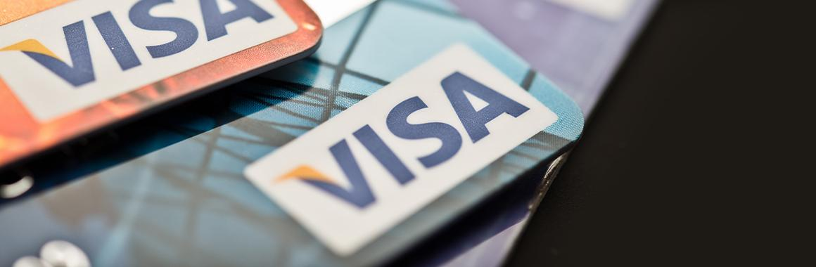 US Department of Justice Pulls Visa and MasterCard Shares Down