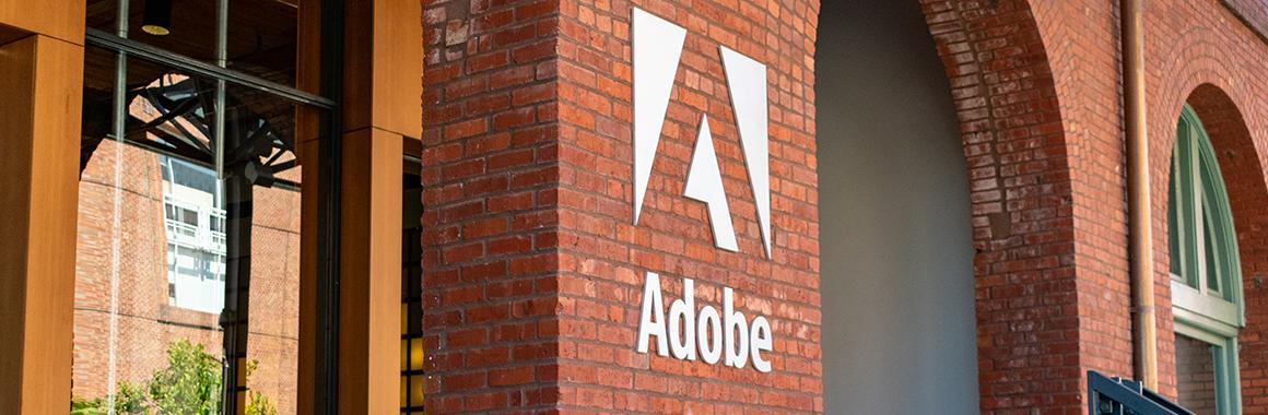 As ações da Adobe Systems estão caindo independentemente de um bom relatório trimestral