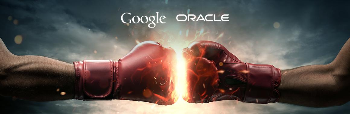 Patent Argument Is Over: Google and Oracle Shares Growing