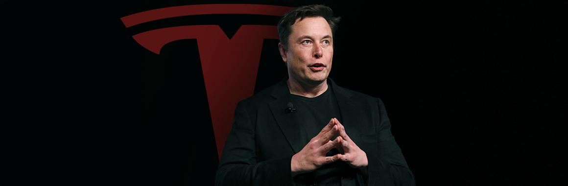 Tesla Reports Record Quarterly Profit But Shares Drop by 5%