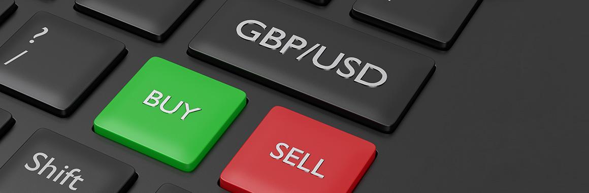 Kuidas vahetada GBP / USD valuutapaari?