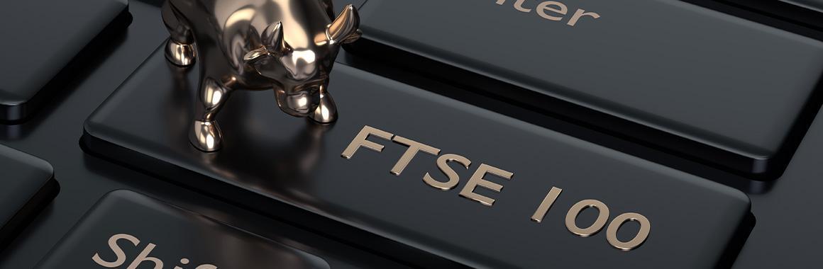 Come fare trading su FTSE 100 (UK 100)