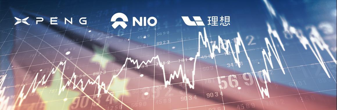 NIO, Li Auto y Xpeng: buen momento para comprar acciones