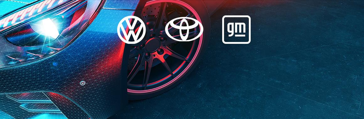 Dlaczego akcje Volkswagena, Toyoty i General Motors spadają?