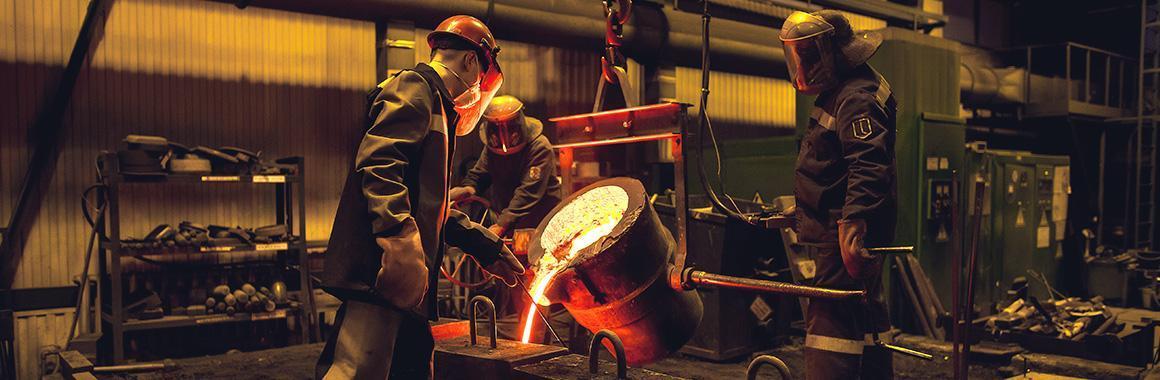 Biden's Plan for $1 trillion Accepted by Senate: Metallurgy Stocks Grown