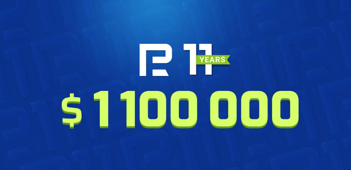 Azione promozionale per $ 100,000: Buoni lotteria di settembre!