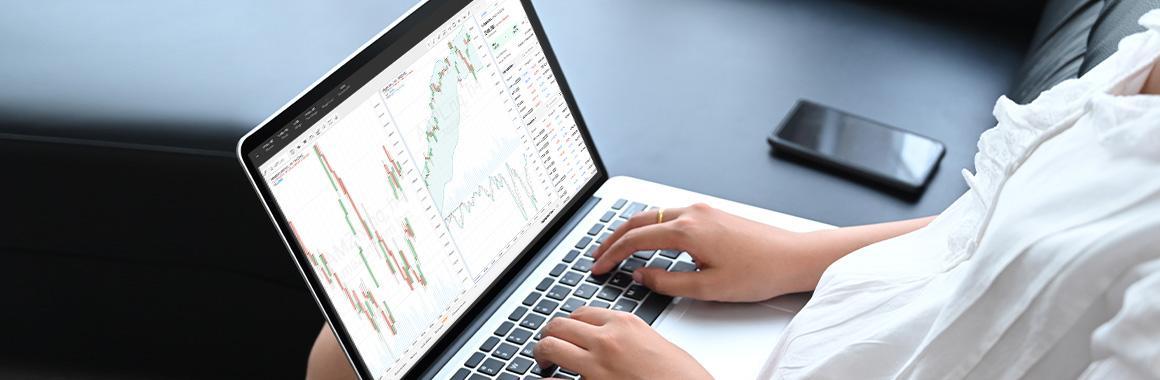 Come fare trading sulla piattaforma R StocksTrader: Guida del trader