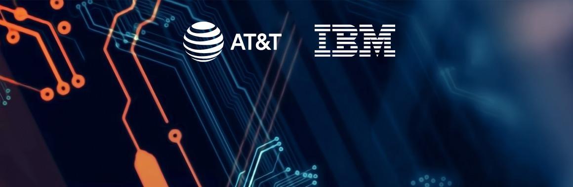 Raporty kwartalne dotyczące akcji IBM i AT&T